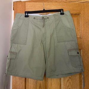 Women's Carhartt utility shorts